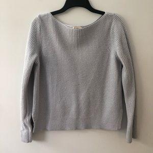 Periwinkle blue gap sweatshirt